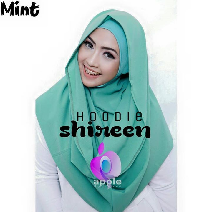 hoodie-shireen-mint-by-apple-alesa-hijab-grosir