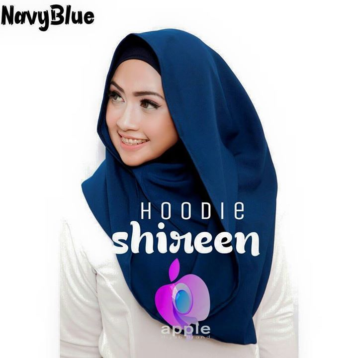 hoodie-shireen-navyblue-by-apple-alesa-hijab-grosir