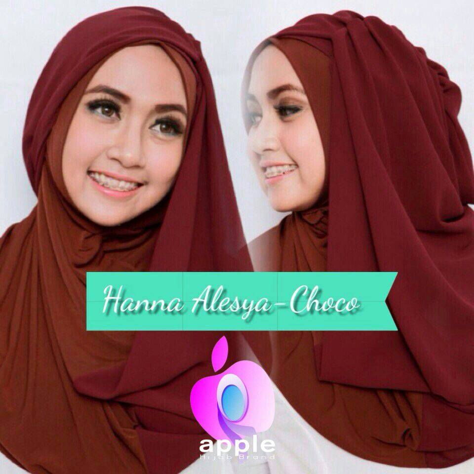 jilbab-instan-hanna-aleysa-choco-by-apple-alesa-grosir