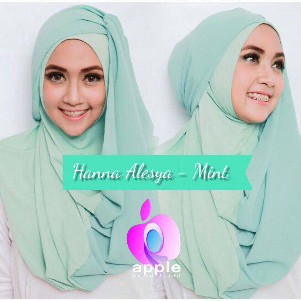 jilbab-instan-hanna-aleysa-mint-by-apple-alesa-grosir