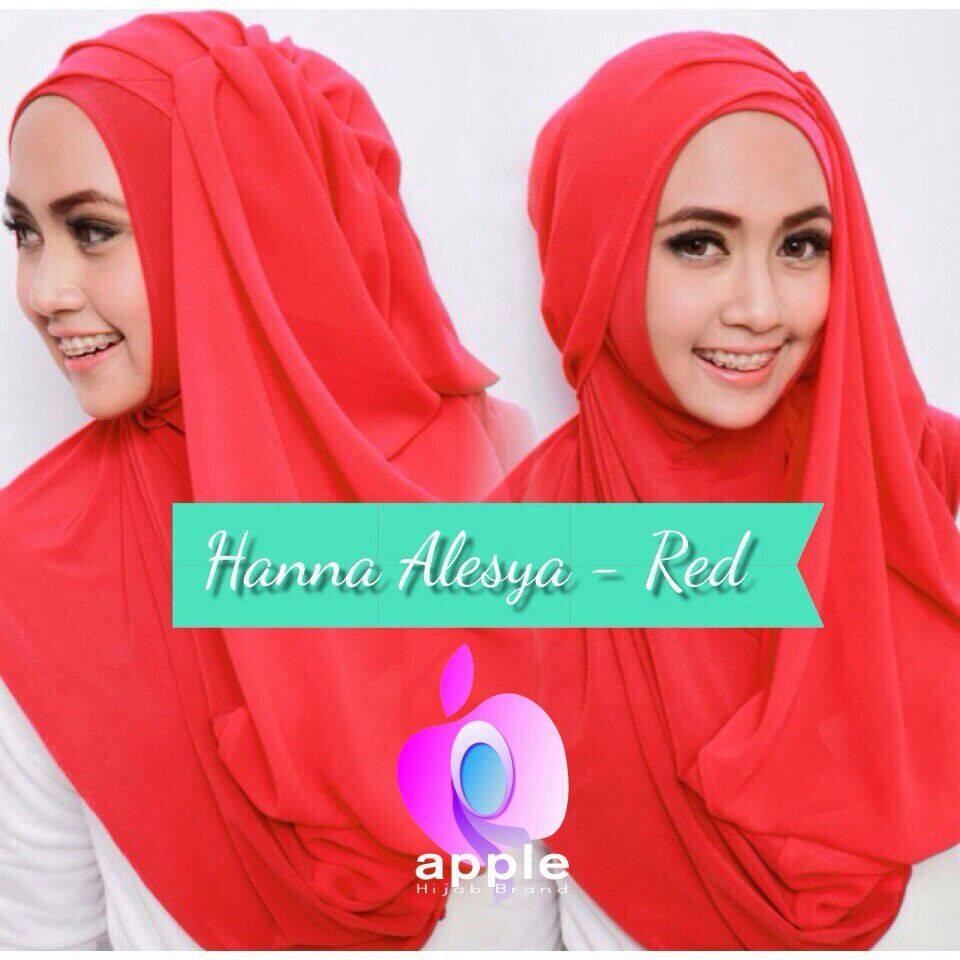 jilbab-instan-hanna-aleysa-red-by-apple-alesa-grosir
