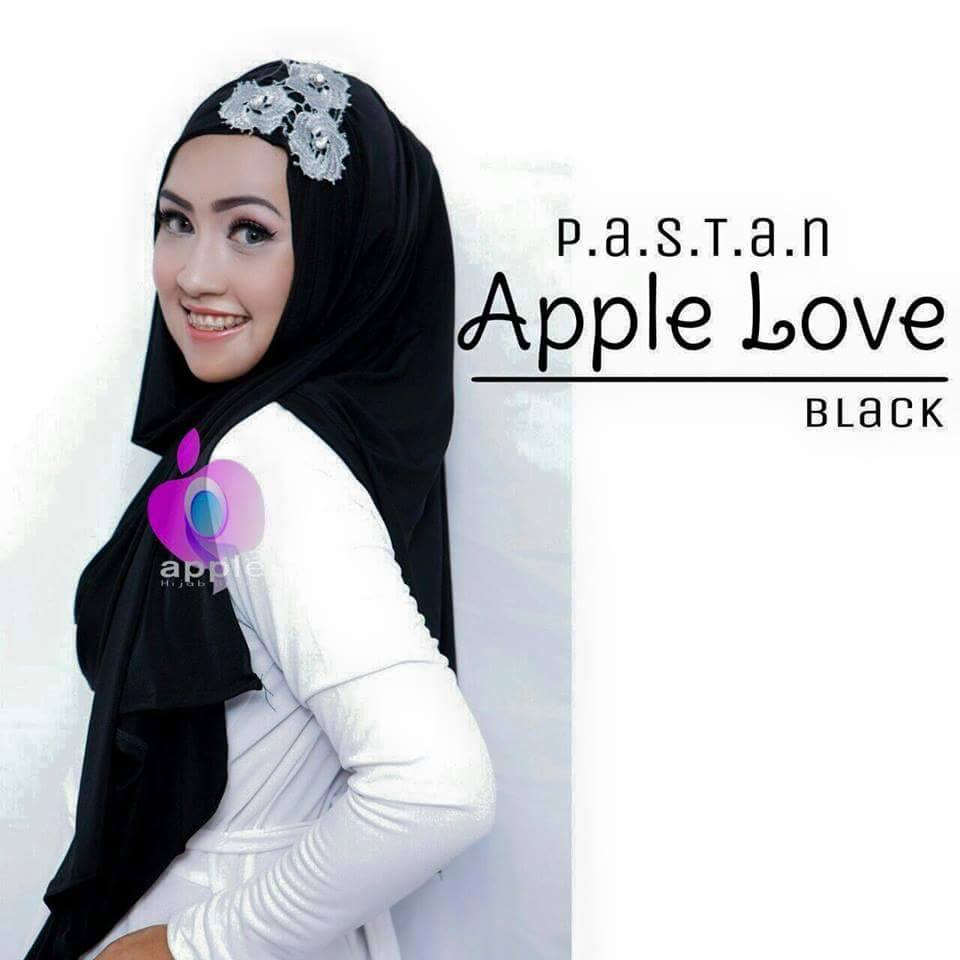 pastan-apple-black-alesa-hijab-grosir