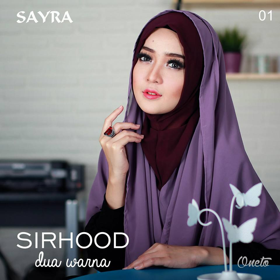 Sirhood 2 Warna No 1 By Oneto