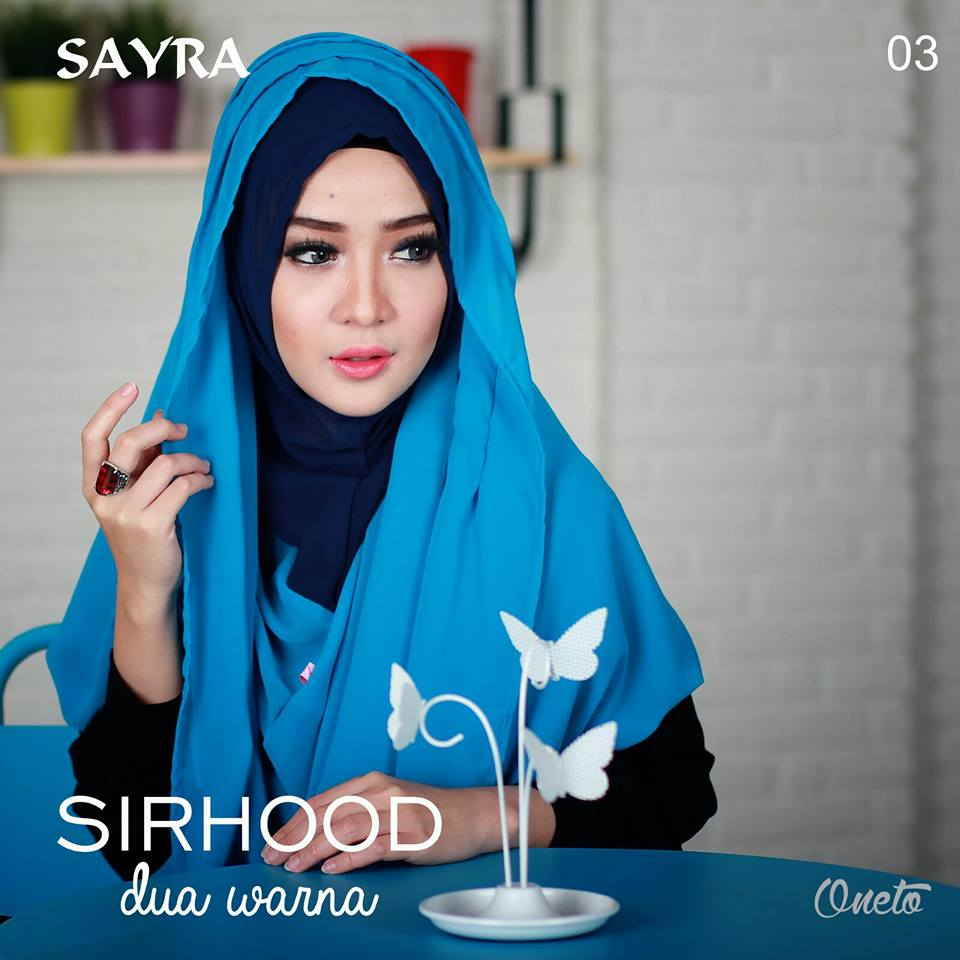 Sirhood 2 Warna No 3 By Oneto