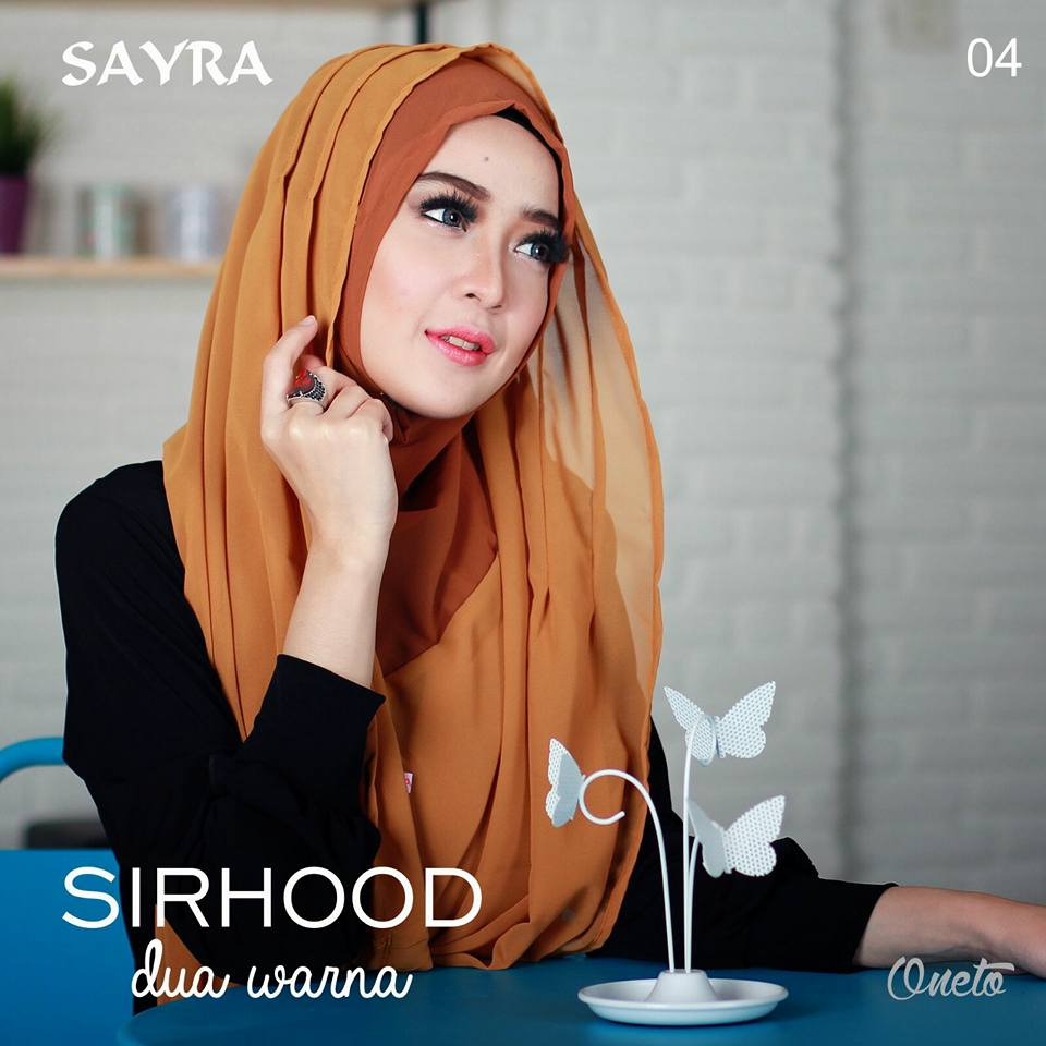 Sirhood 2 Warna No 4 By Oneto