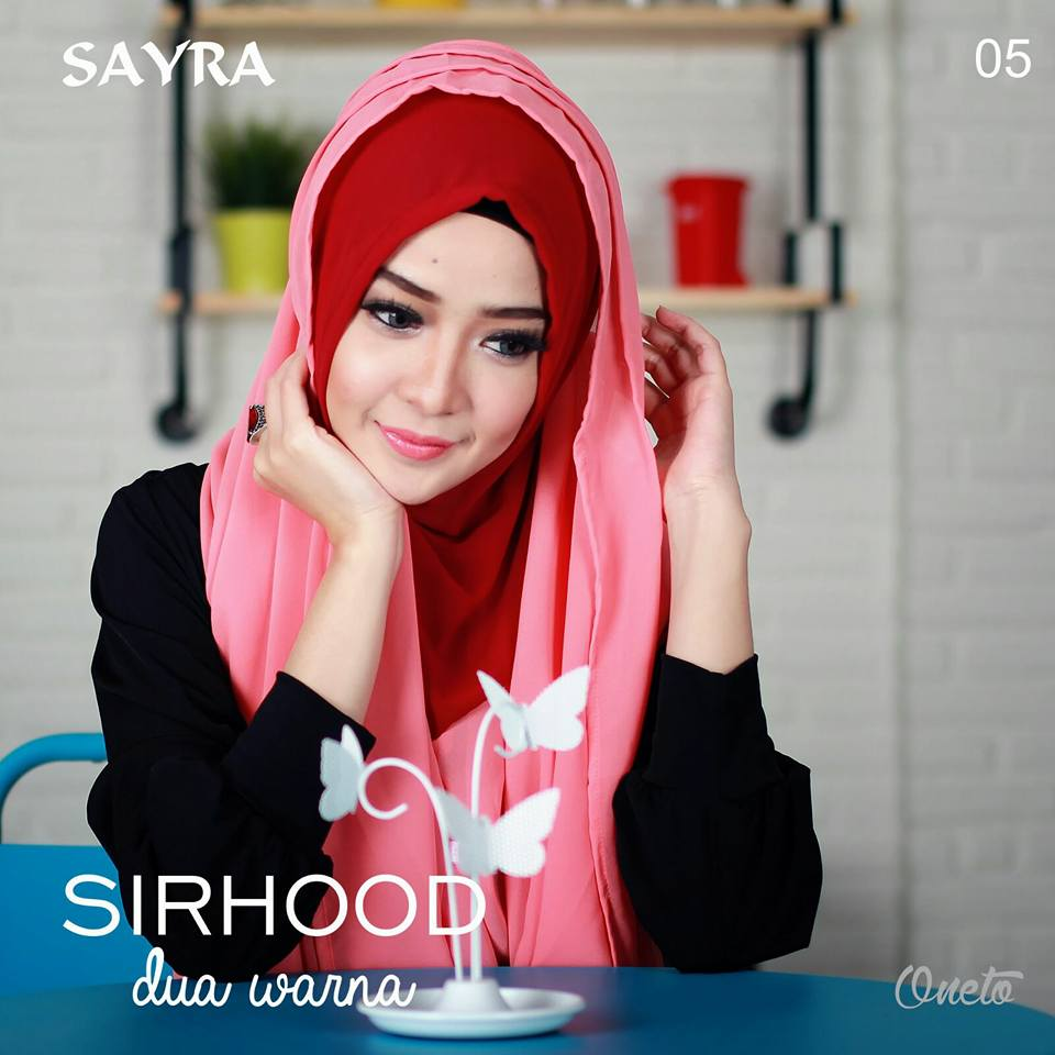 Sirhood 2 Warna No 5 By Oneto
