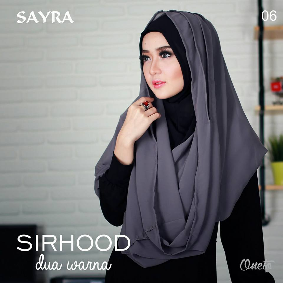Sirhood 2 Warna No 6 By Oneto