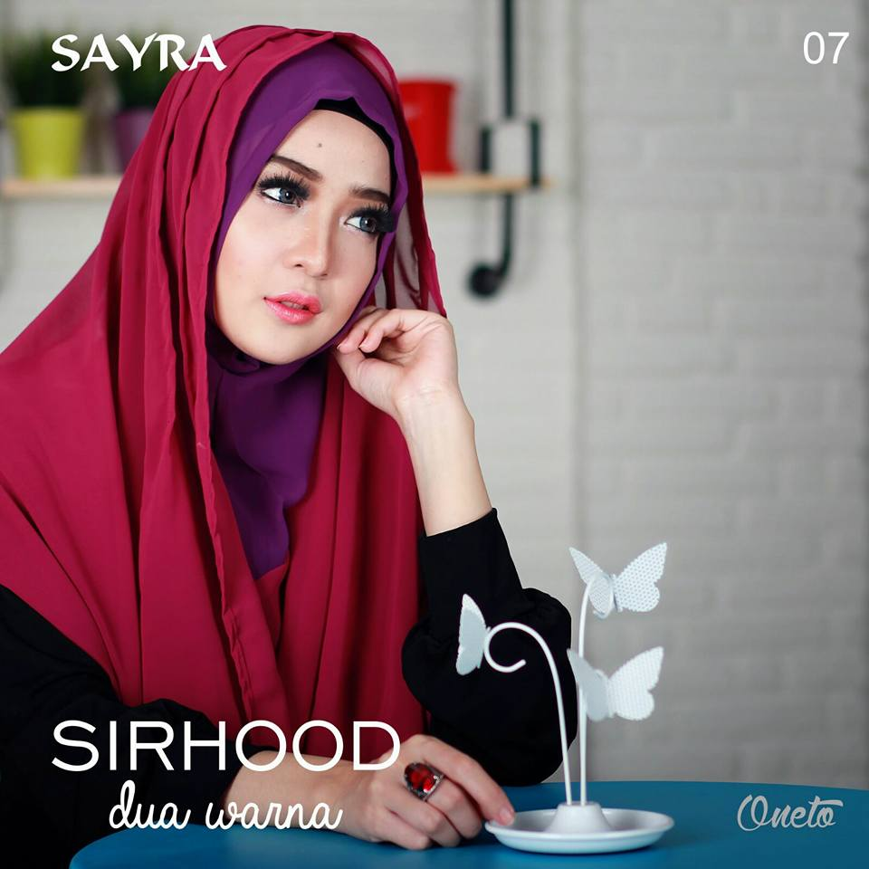 Sirhood 2 Warna No 7 By Oneto