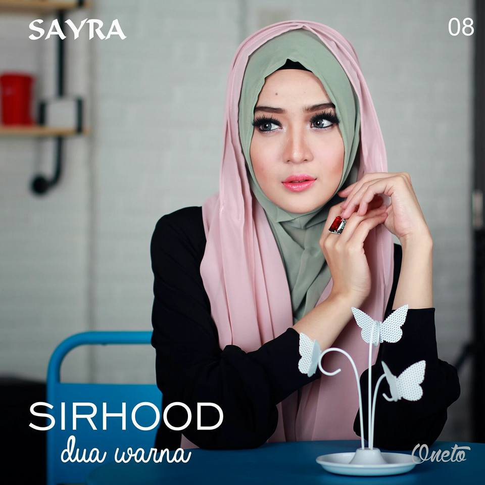 Sirhood 2 Warna No 8 By Oneto