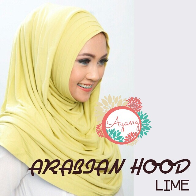 arabian hood by ayang 10