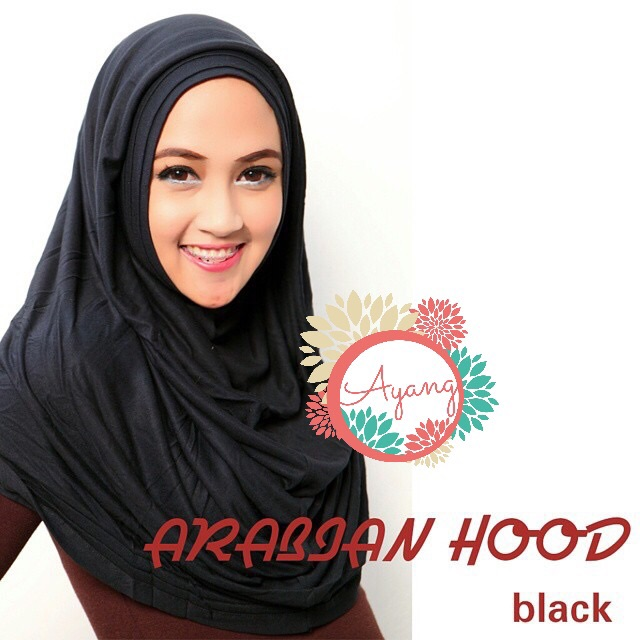 arabian hood by ayang 5