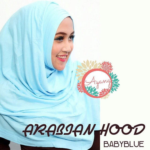 arabian hood by ayang 7