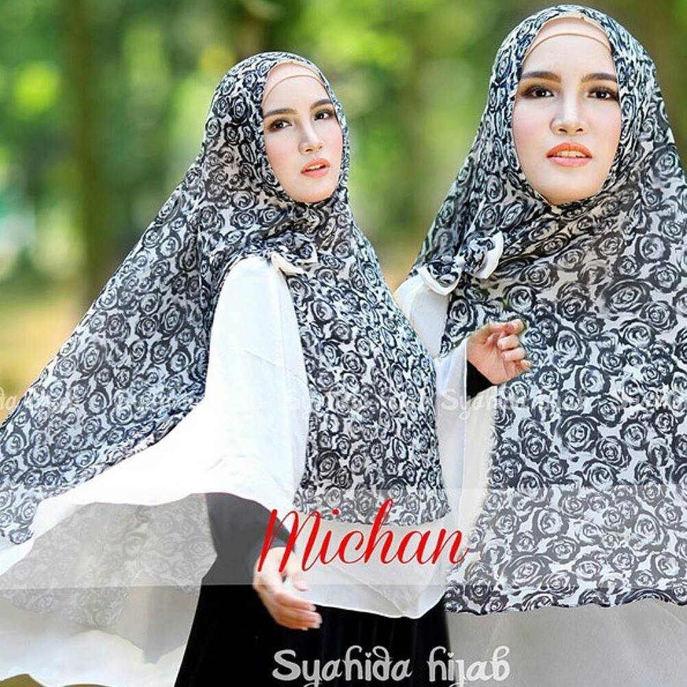 jual michane by syahida murah