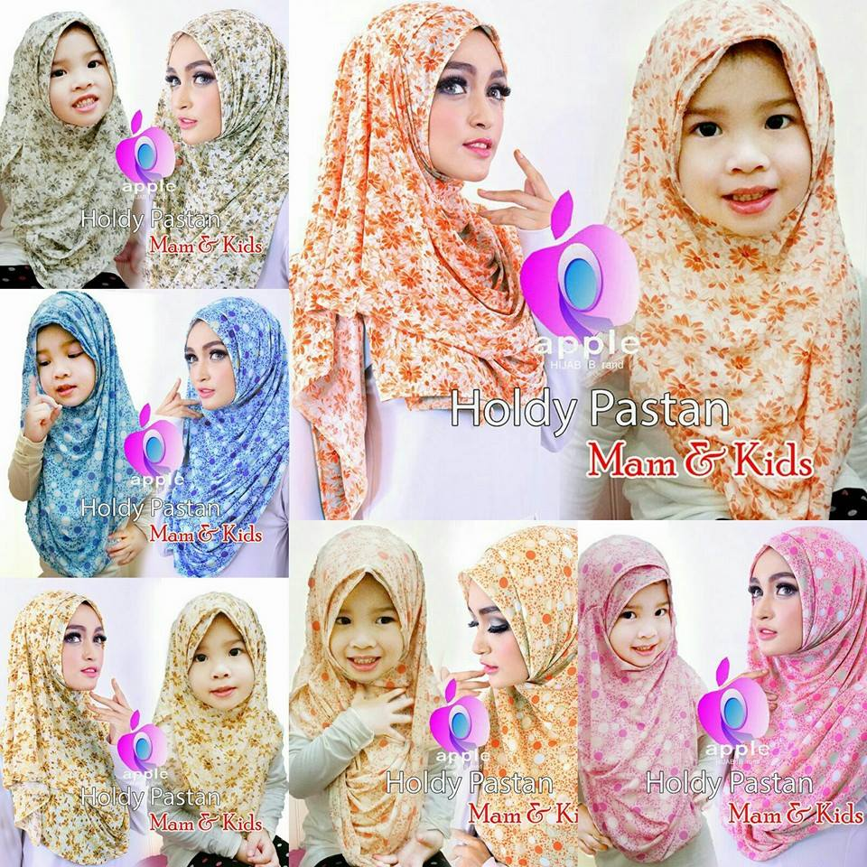 apple hijab pastan holdy
