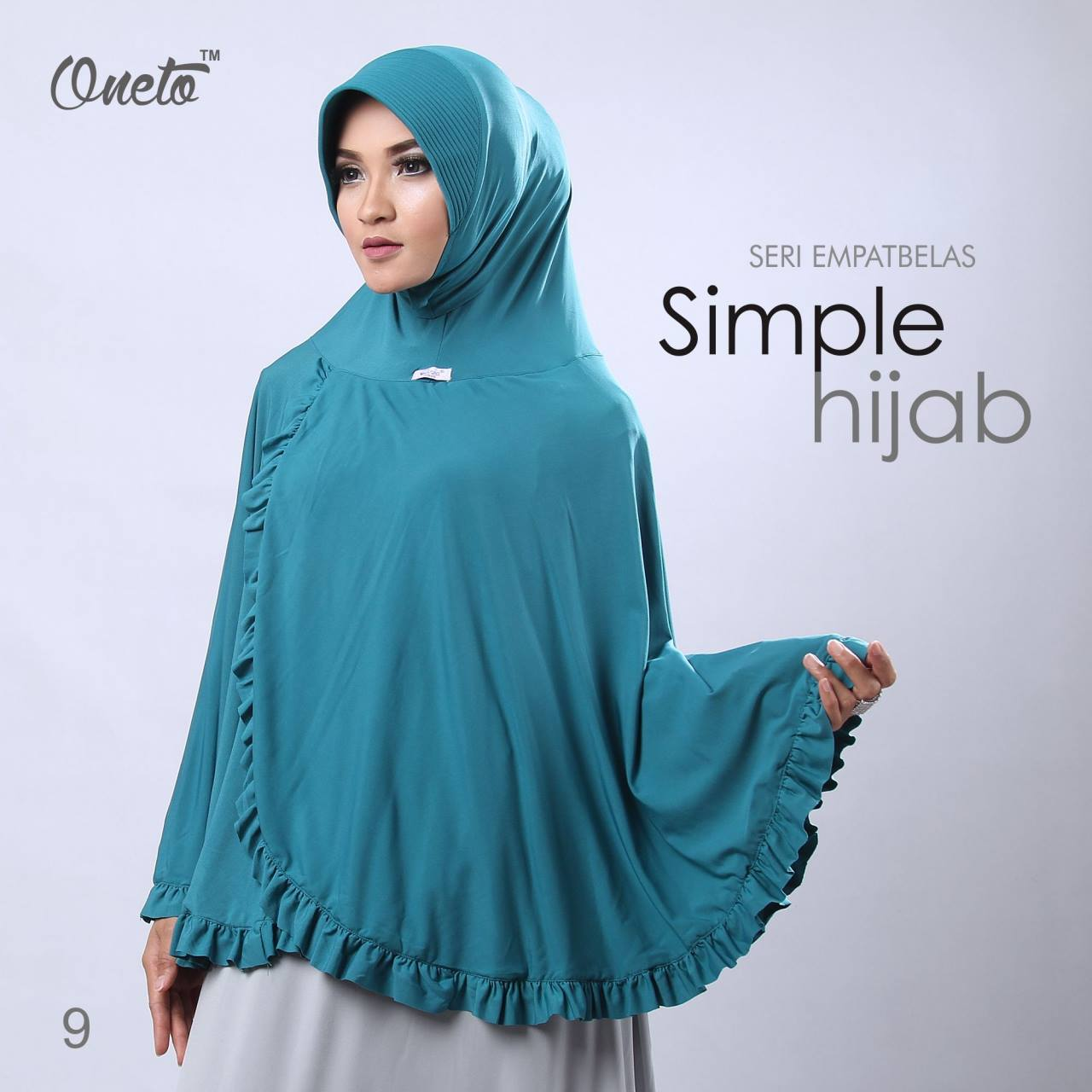 oneto jilbab simple hijab 14 tosca