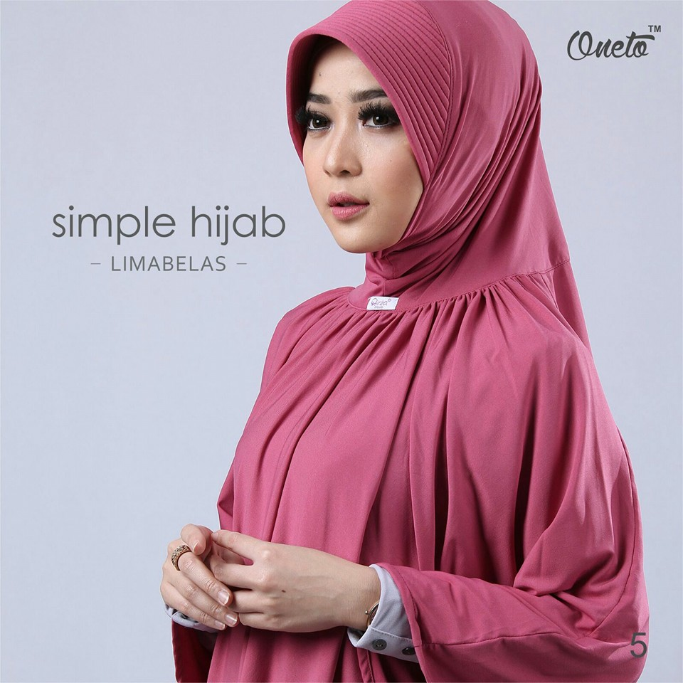 oneto simple hijab 15 salem