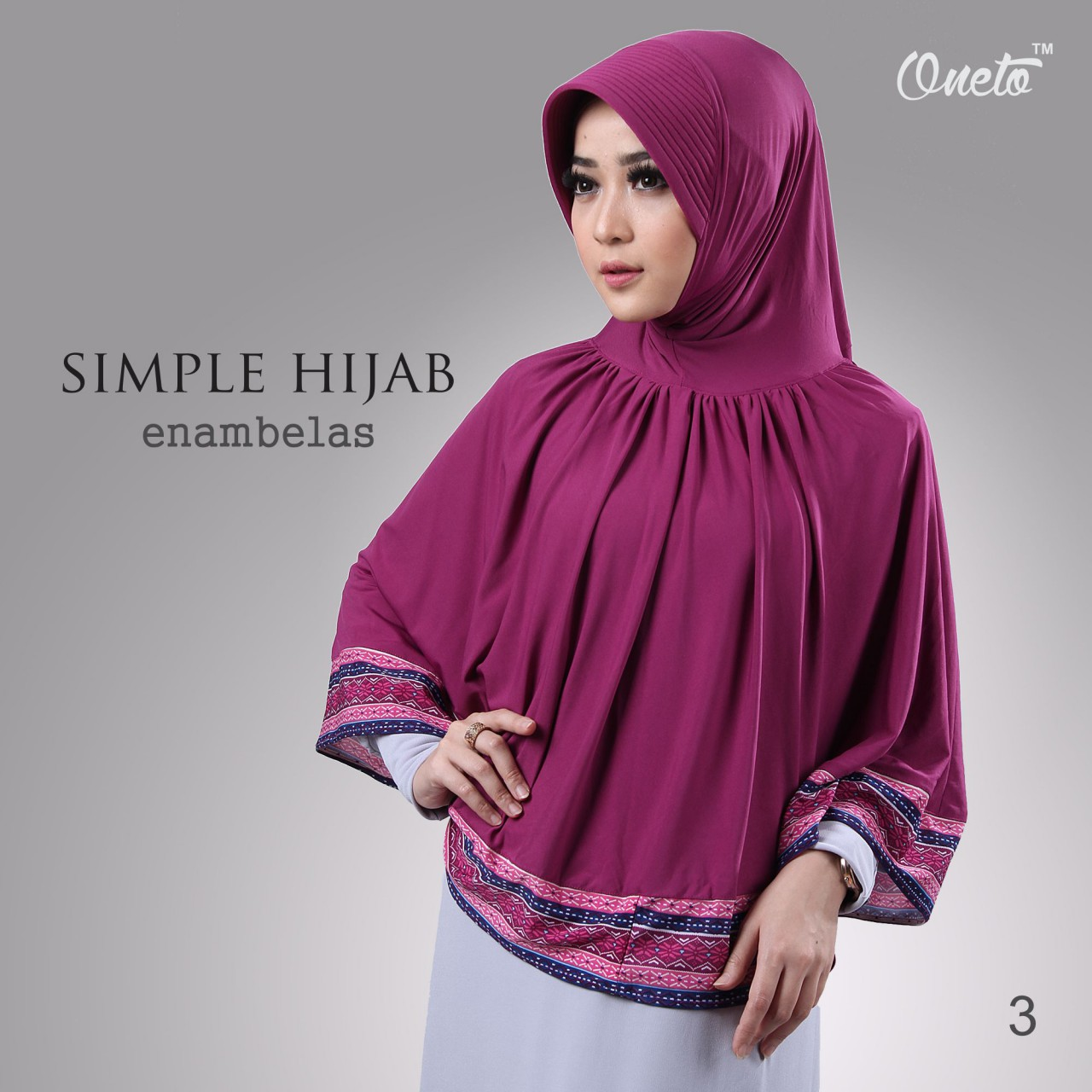 oneto simple hijab 16.