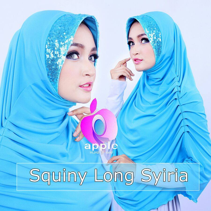 apple hijab squiny long siria turqish