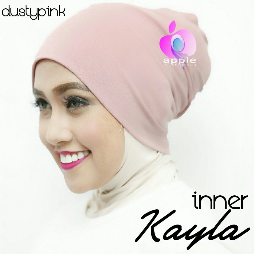 apple hijab inner kayla dusty