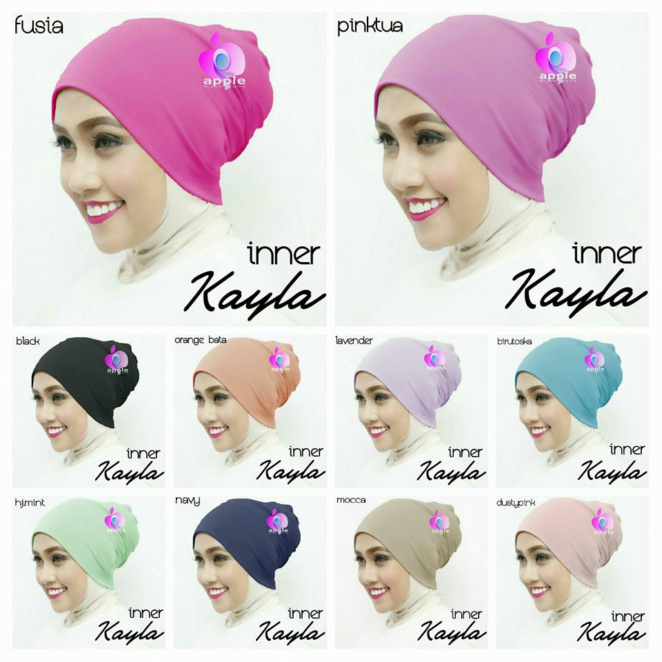 apple hijab inner kayla.