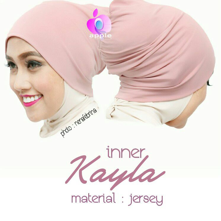 apple hijab inner kayla