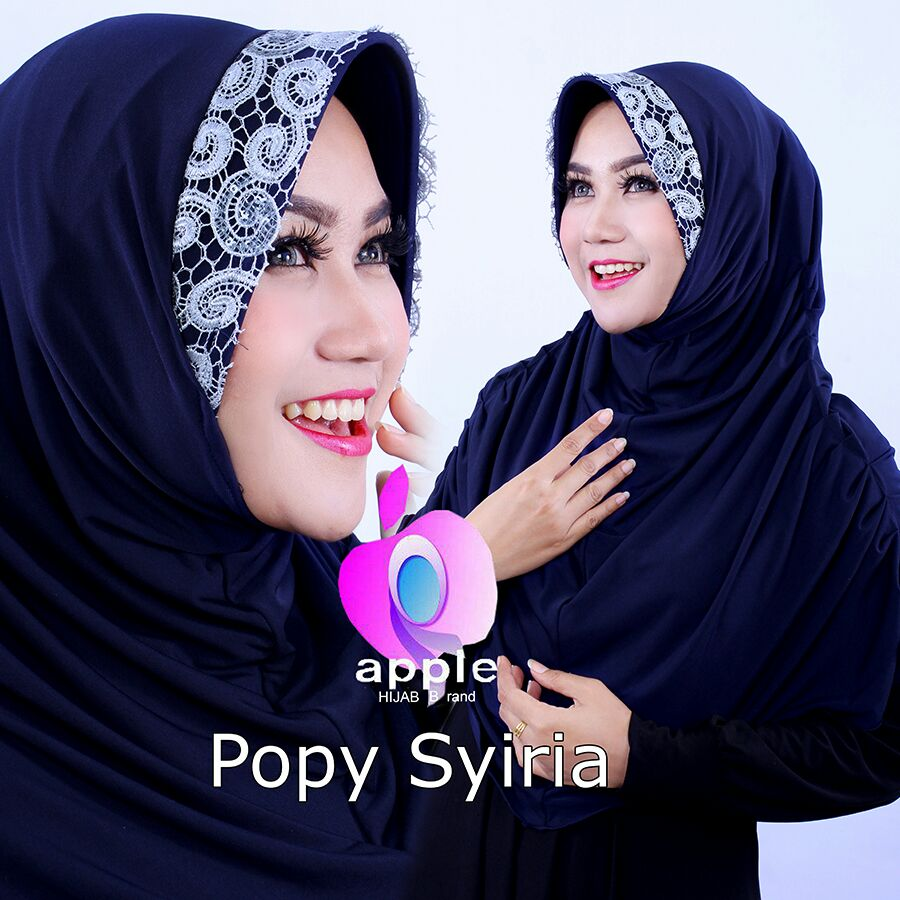 Popy Syiria by Apple hijab birel