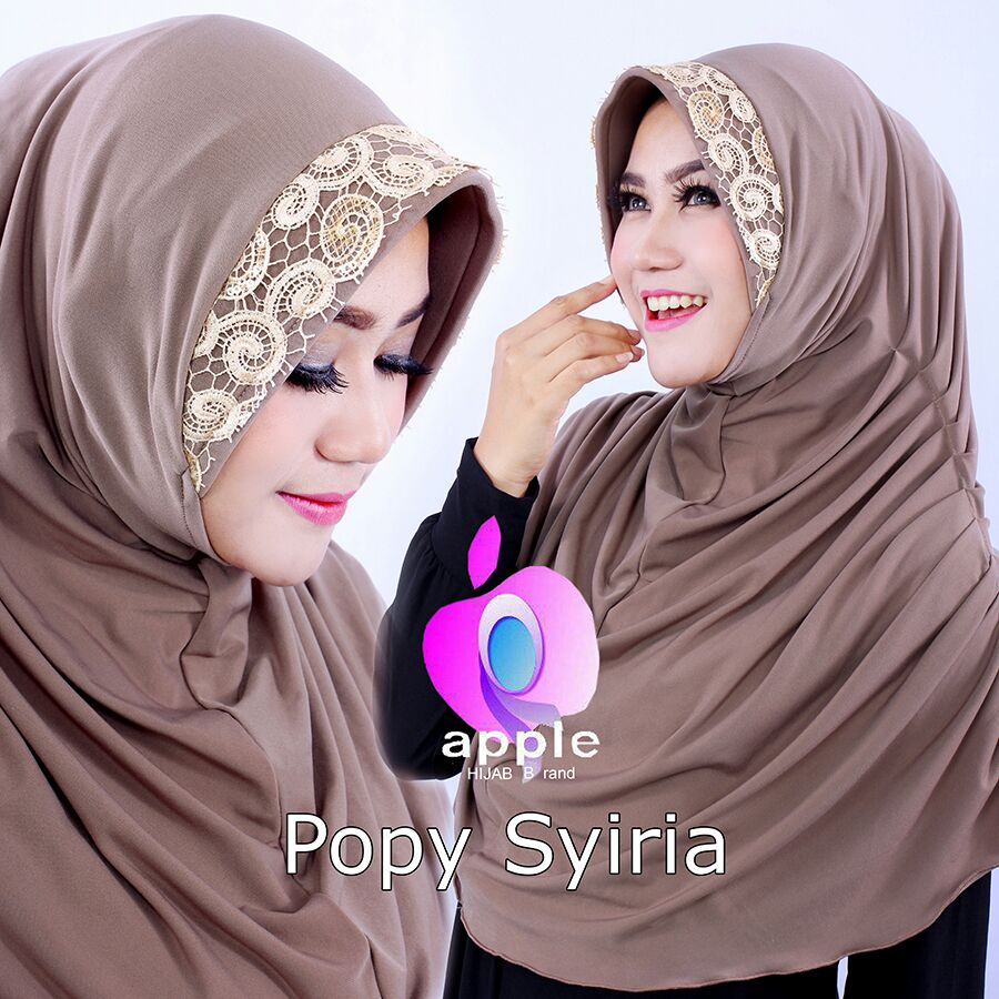 Popy Syiria by Apple milo
