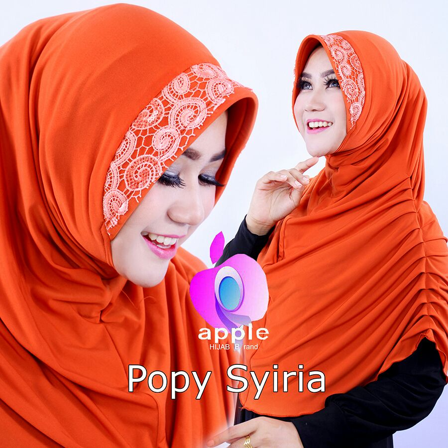 Popy Syiria by Apple oren