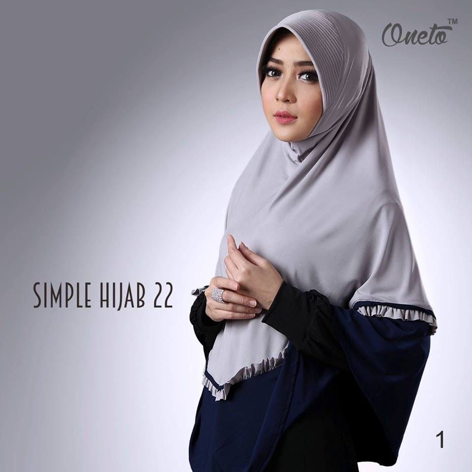 Simpel Hijab 2 by Oneto 1