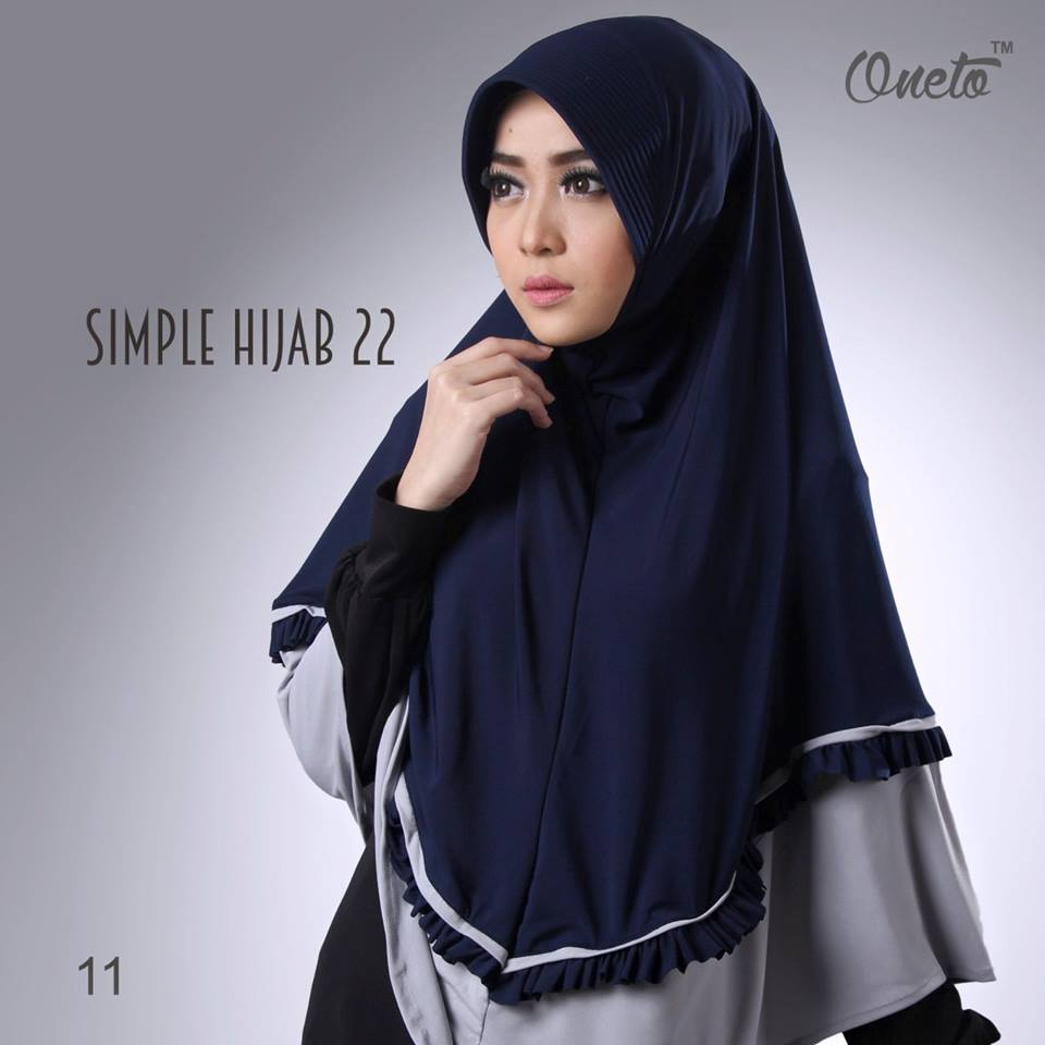 Simpel Hijab 2 by Oneto 11