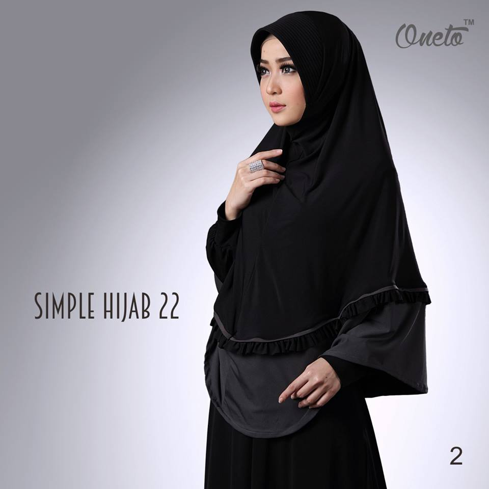 Simpel Hijab 2 by Oneto 2