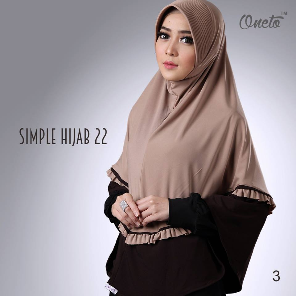 Simpel Hijab 2 by Oneto 3