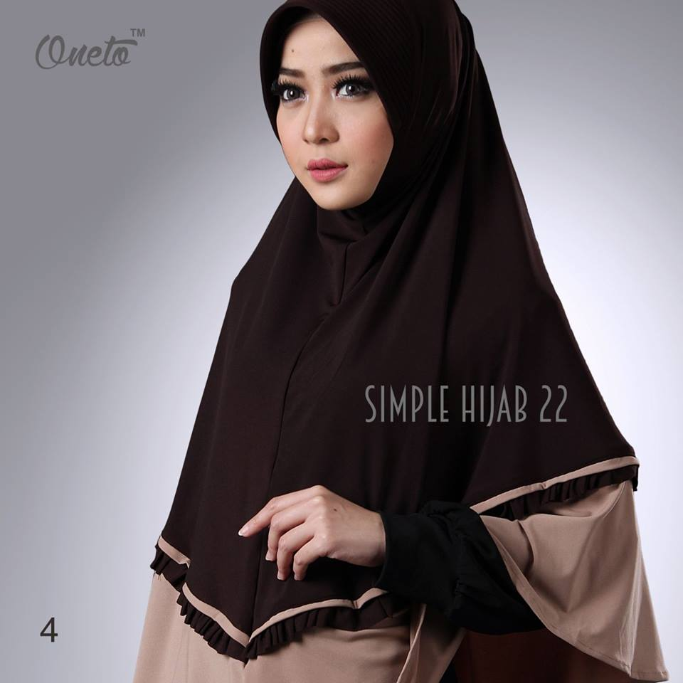 Simpel Hijab 2 by Oneto 4