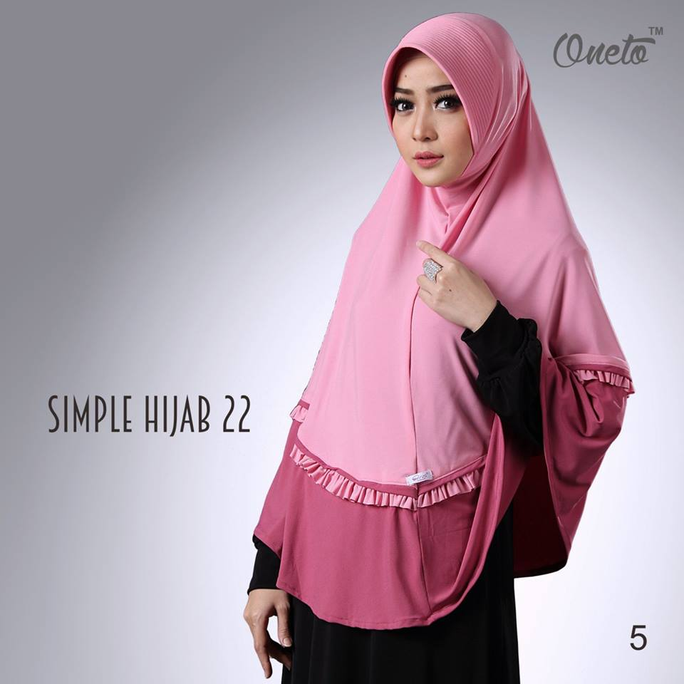 Simpel Hijab 2 by Oneto 5