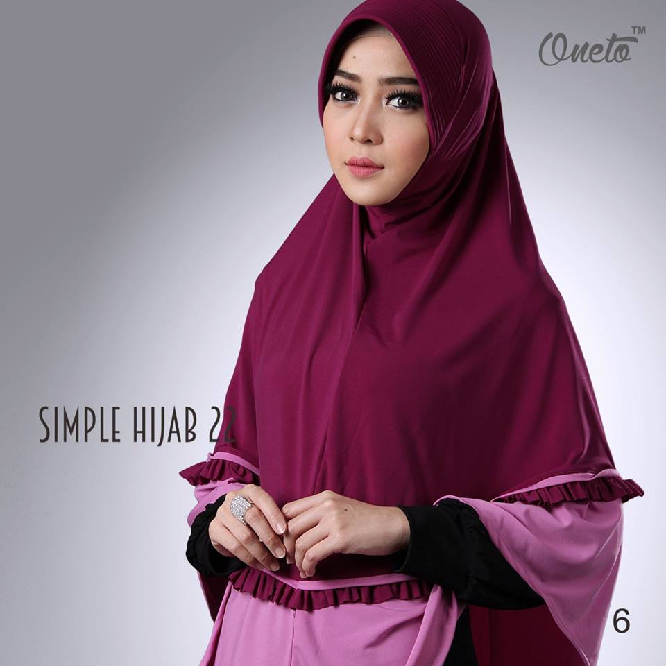 Simpel Hijab 2 by Oneto 6