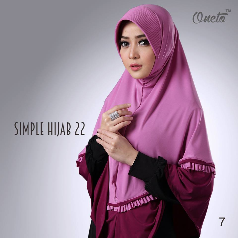 Simpel Hijab 2 by Oneto 7