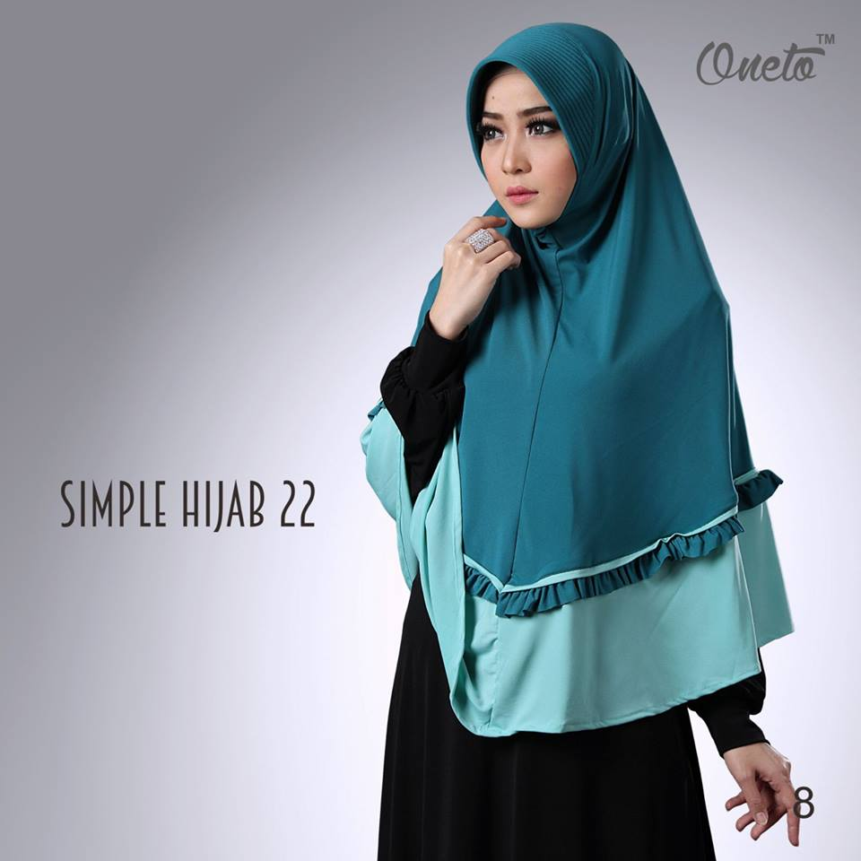 Simpel Hijab 2 by Oneto 8