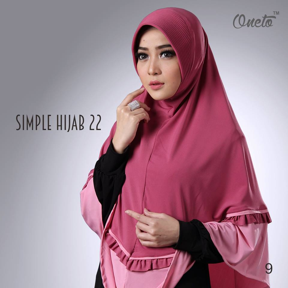 Simpel Hijab 2 by Oneto 9