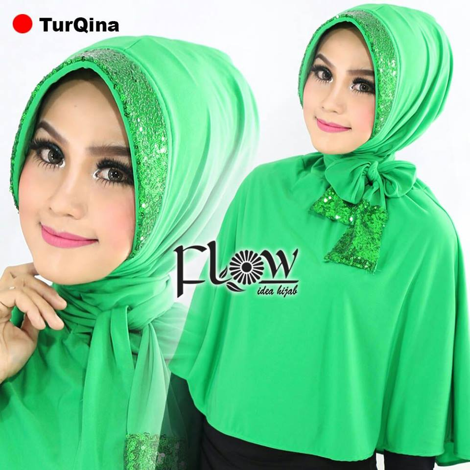 Syiria Turqina by Flow Idea hijau