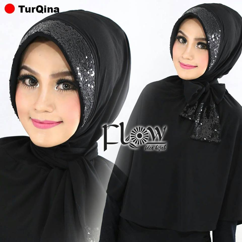Syiria Turqina by Flow Idea hitam