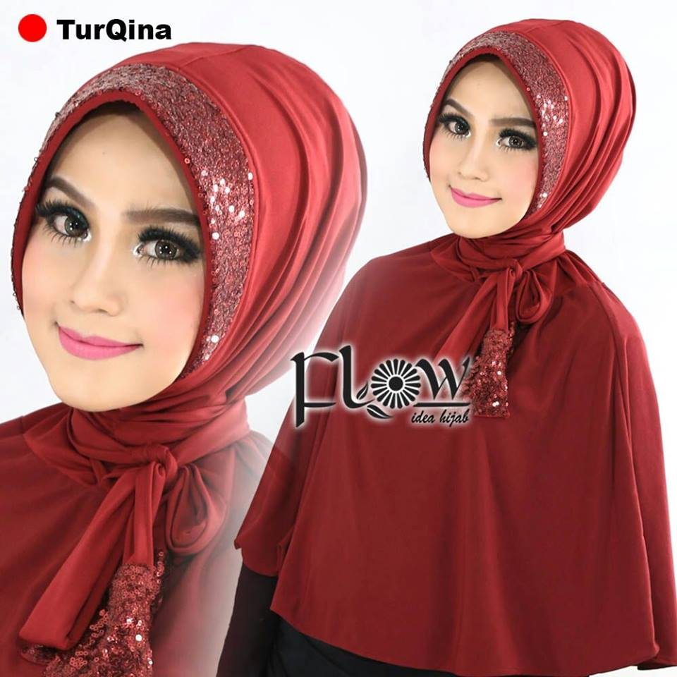 Syiria Turqina by Flow Idea merah