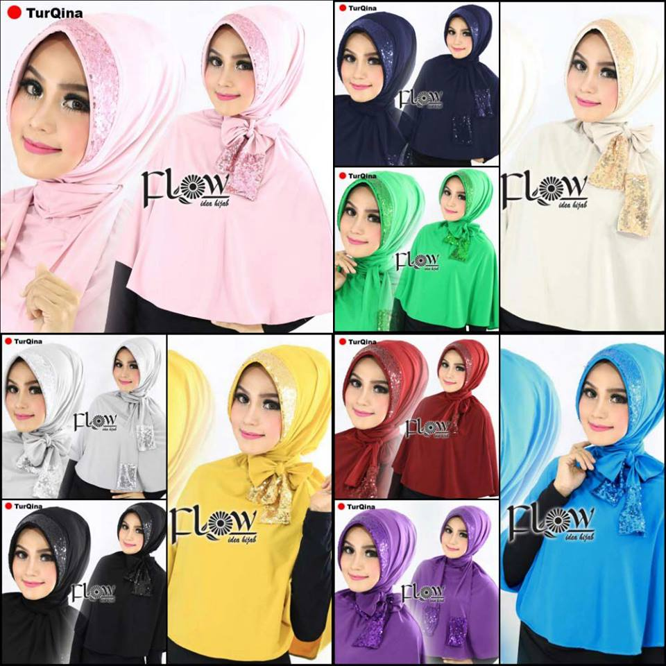 Syiria Turqina by Flow Idea seri warna
