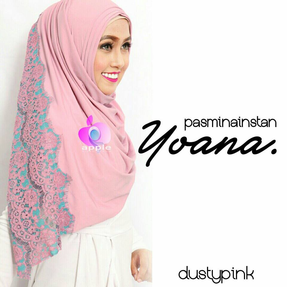 pastan yoana by apple dusty pink