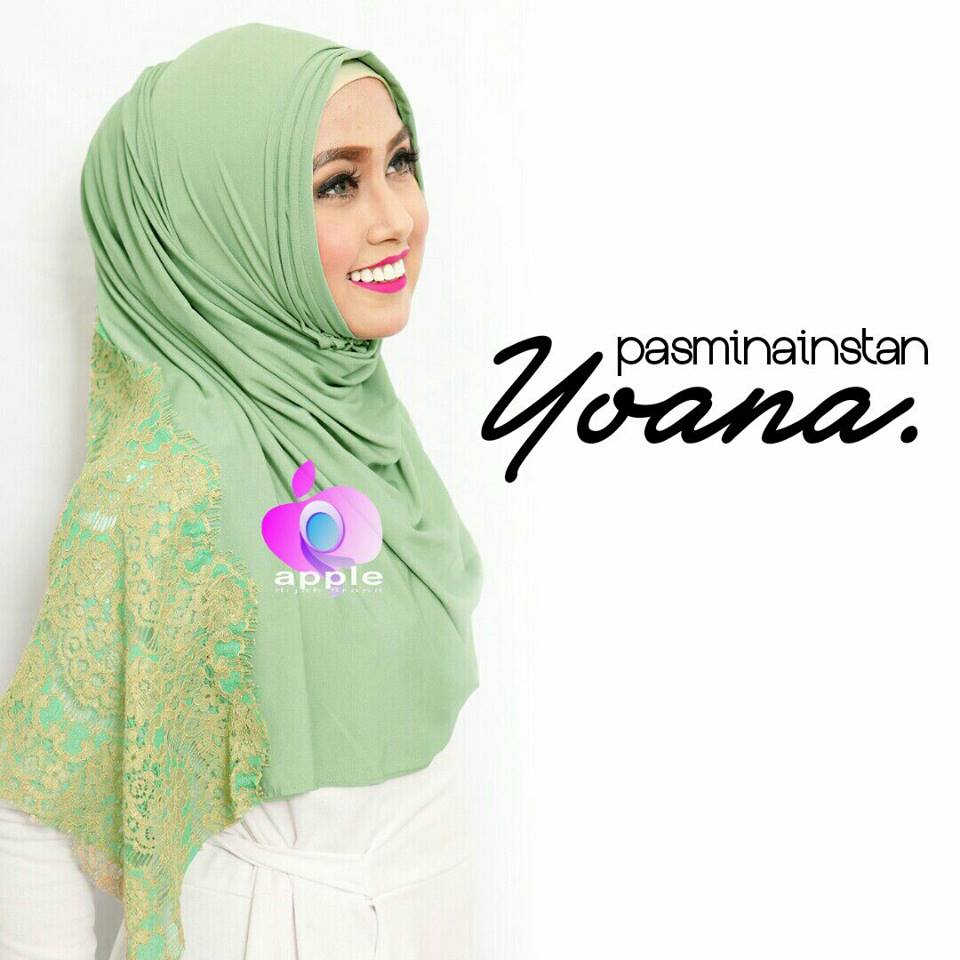 pastan yoana by apple ijo olive