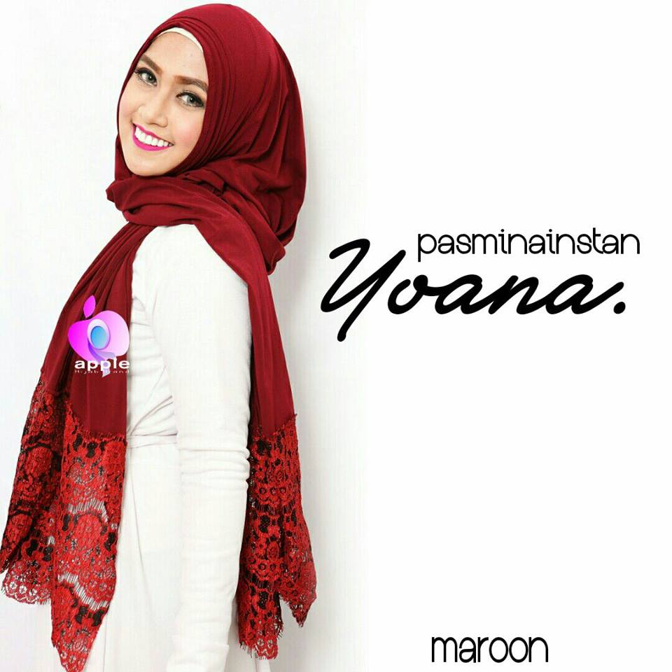 pastan yoana by apple maroon