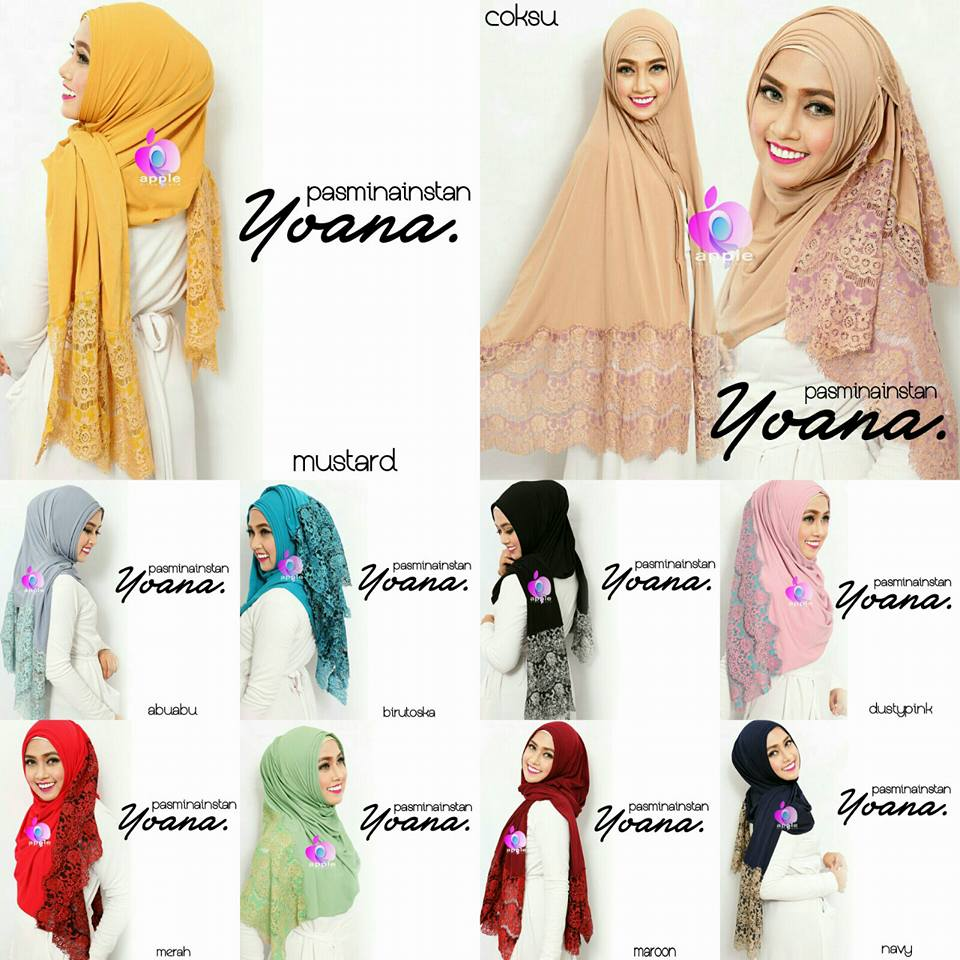 pastan yoana by apple sseri warna