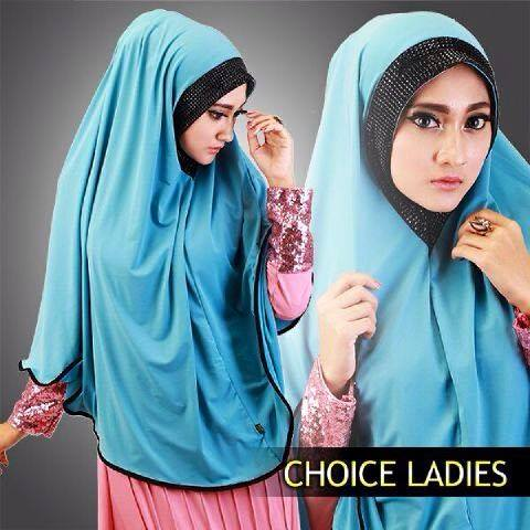 choice ladies biru