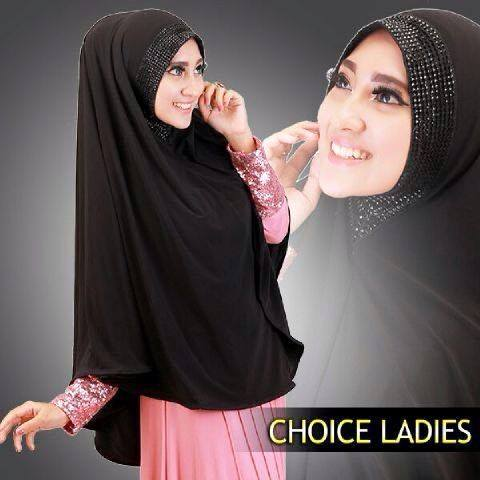 choice ladies hitam