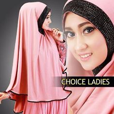 choice ladies peach