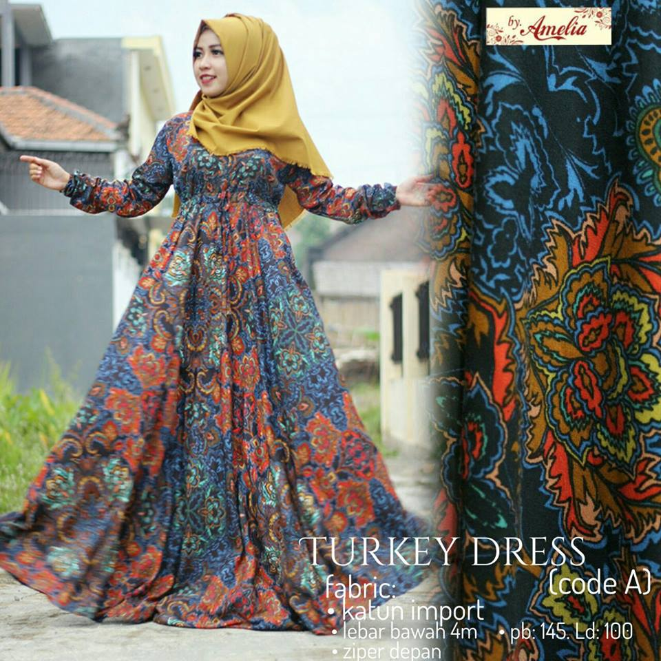 dress turkey by amelia3